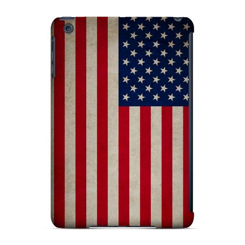 Geeks Designer Line (GDL) Slim Hard Case for Apple iPad Mini - Grunge United States