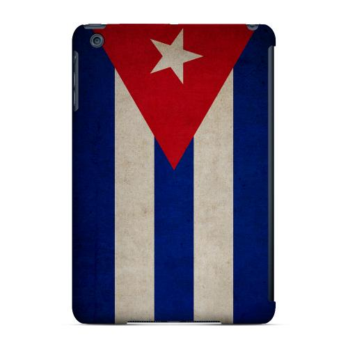Geeks Designer Line (GDL) Slim Hard Case for Apple iPad Mini - Grunge Cuba