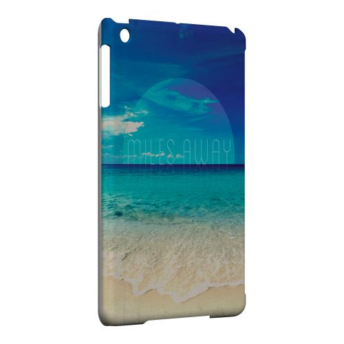 Geeks Designer Line (GDL) Slim Hard Case for Apple iPad Mini - Miles Away
