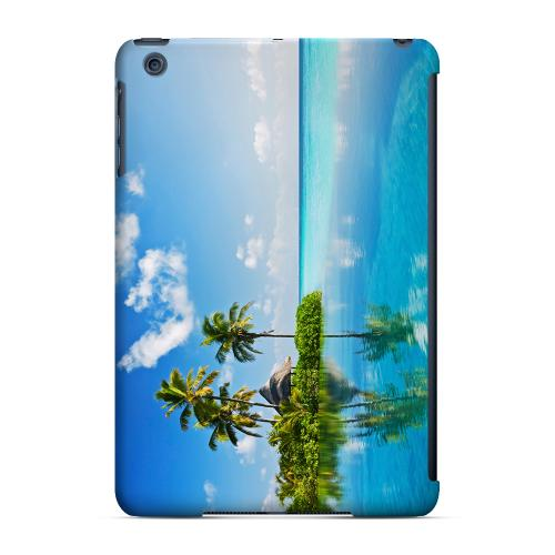 Geeks Designer Line (GDL) Slim Hard Case for Apple iPad Mini - Tropical Paradise