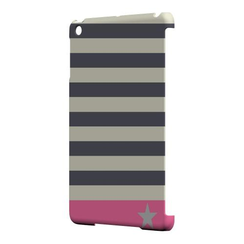 Geeks Designer Line (GDL) Slim Hard Case for Apple iPad Mini - Bars & Stripes Forever