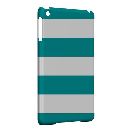 Geeks Designer Line (GDL) Slim Hard Case for Apple iPad Mini - Big Aqua