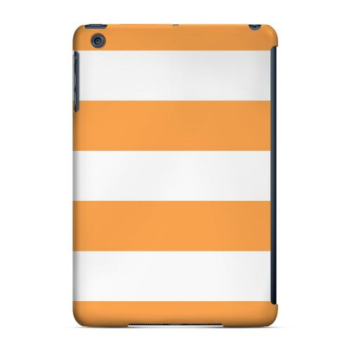 Geeks Designer Line (GDL) Slim Hard Case for Apple iPad Mini - Big Orange