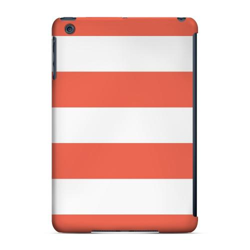 Geeks Designer Line (GDL) Slim Hard Case for Apple iPad Mini - Big Red