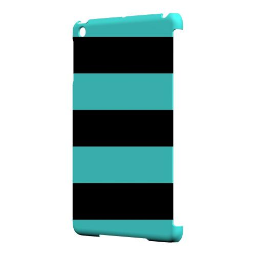 Geeks Designer Line (GDL) Slim Hard Case for Apple iPad Mini - Colorway Black/ Teal