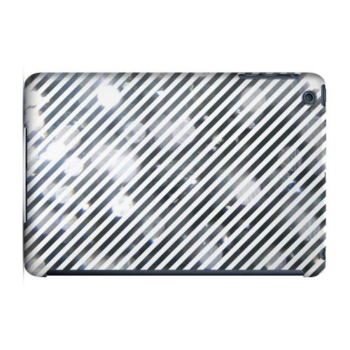 Geeks Designer Line (GDL) Slim Hard Case for Apple iPad Mini - Thin Shimmer Diagonal