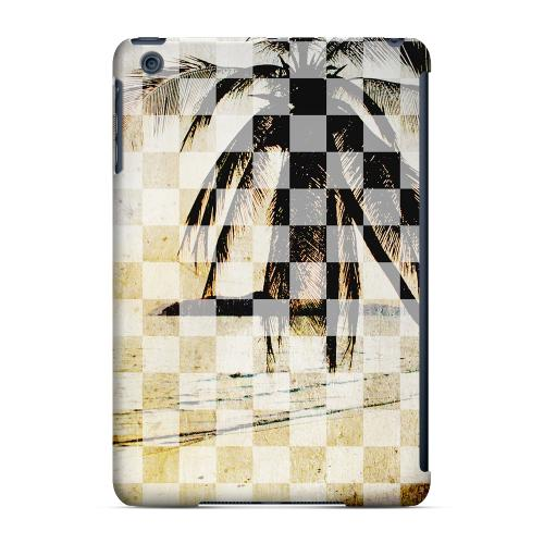 Geeks Designer Line (GDL) Slim Hard Case for Apple iPad Mini - Palm Tree