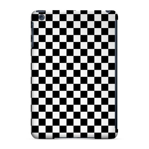 Geeks Designer Line (GDL) Slim Hard Case for Apple iPad Mini - Black/ White