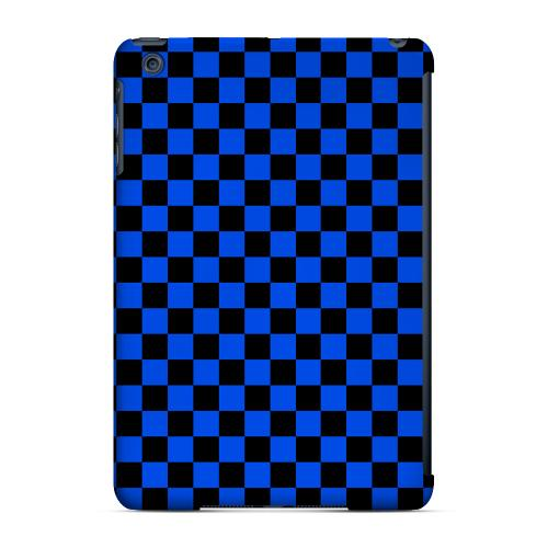 Geeks Designer Line (GDL) Slim Hard Case for Apple iPad Mini - Blue/ Black