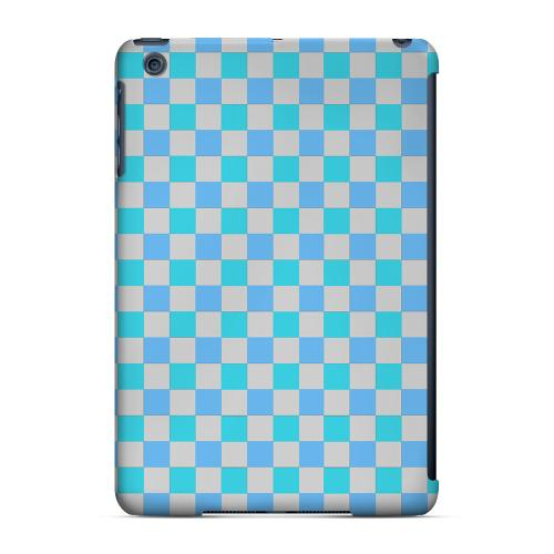 Geeks Designer Line (GDL) Slim Hard Case for Apple iPad Mini - Blue Electric