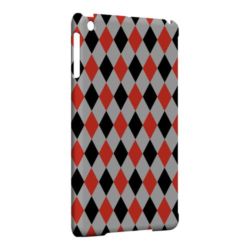 Geeks Designer Line (GDL) Slim Hard Case for Apple iPad Mini - Charlatan Diamonds