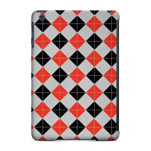 Geeks Designer Line (GDL) Slim Hard Case for Apple iPad Mini - Charlatan Tiles