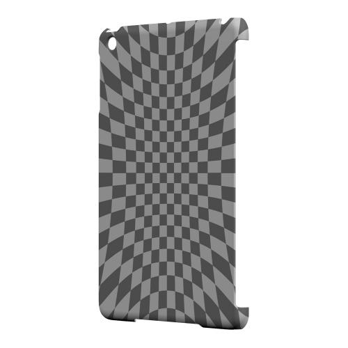 Geeks Designer Line (GDL) Slim Hard Case for Apple iPad Mini - Distortion