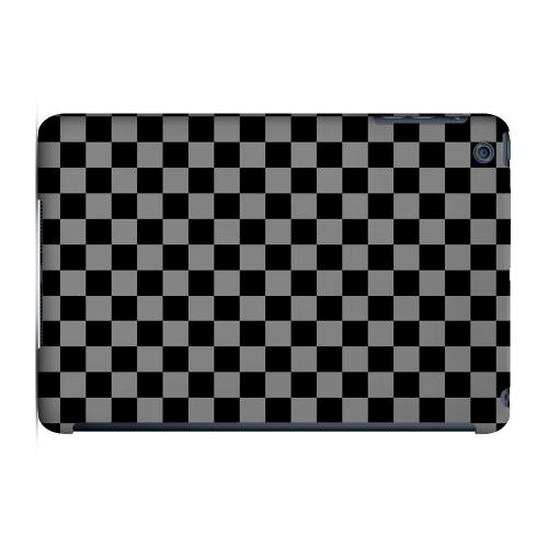 Geeks Designer Line (GDL) Slim Hard Case for Apple iPad Mini - Gray/ Black