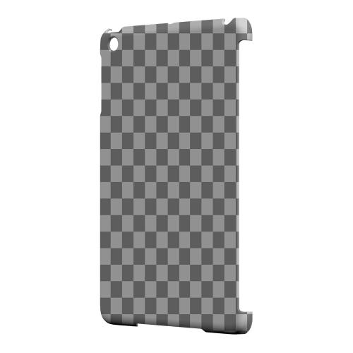 Geeks Designer Line (GDL) Slim Hard Case for Apple iPad Mini - Gray/ Light Gray