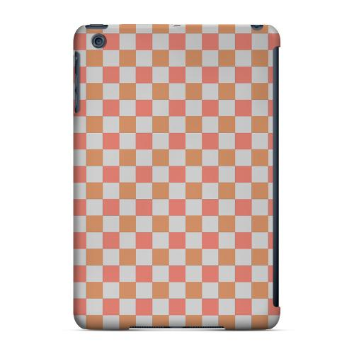 Geeks Designer Line (GDL) Slim Hard Case for Apple iPad Mini - Pink/ Peach