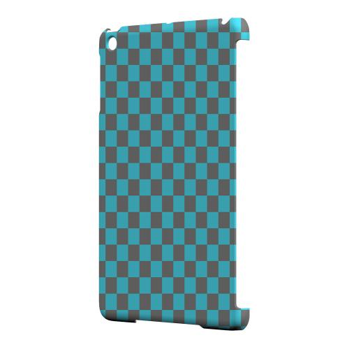 Geeks Designer Line (GDL) Slim Hard Case for Apple iPad Mini - Teal/ Gray