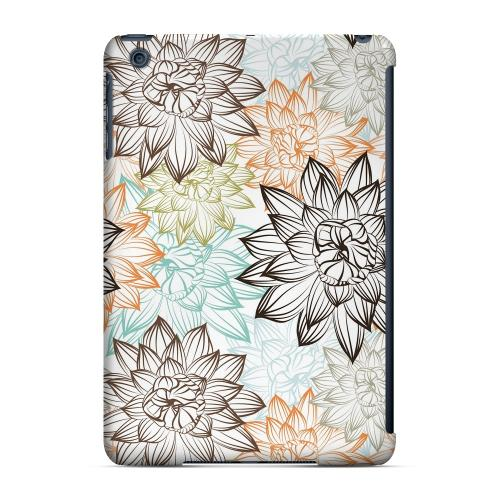 Geeks Designer Line (GDL) Slim Hard Case for Apple iPad Mini - Floral Explosion