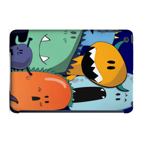 Geeks Designer Line (GDL) Slim Hard Case for Apple iPad Mini - ZORGBLATS on Purple
