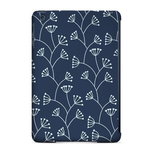 Geeks Designer Line (GDL) Slim Hard Case for Apple iPad Mini - Simple Blue