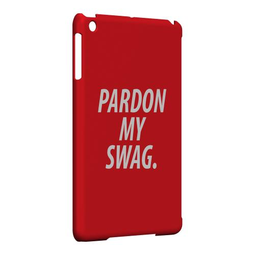 Geeks Designer Line (GDL) Slim Hard Case for Apple iPad Mini - Pardon My Swag