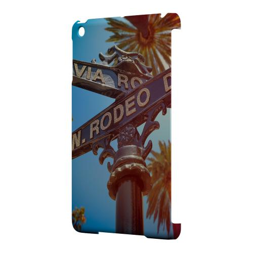 Geeks Designer Line (GDL) Slim Hard Case for Apple iPad Mini - Beverly Hills
