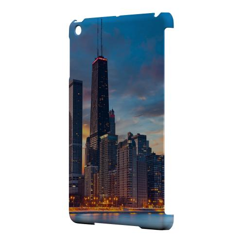 Geeks Designer Line (GDL) Slim Hard Case for Apple iPad Mini - Chicago