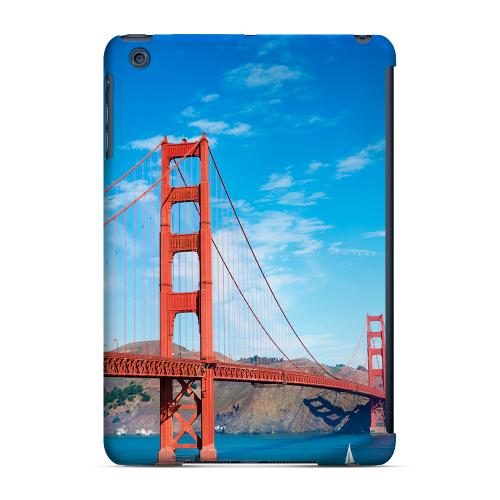 Geeks Designer Line (GDL) Slim Hard Case for Apple iPad Mini - San Francisco