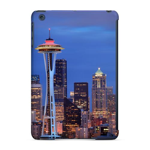 Geeks Designer Line (GDL) Slim Hard Case for Apple iPad Mini - Seattle