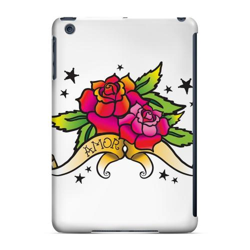 Geeks Designer Line (GDL) Slim Hard Case for Apple iPad Mini - Amor Rose
