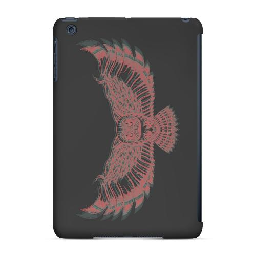 Geeks Designer Line (GDL) Slim Hard Case for Apple iPad Mini - Flying Owl 3D-Esque