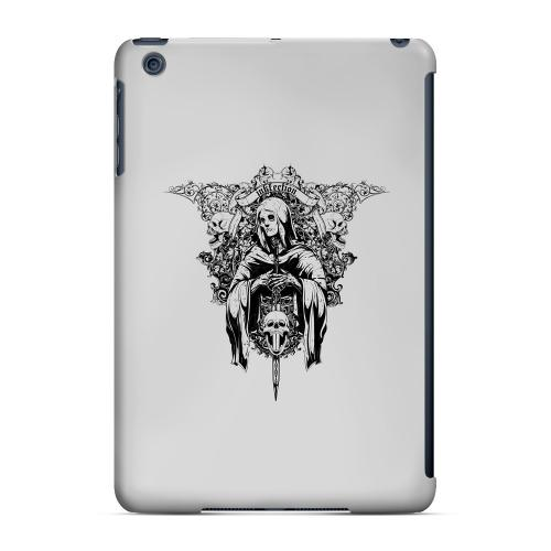 Geeks Designer Line (GDL) Slim Hard Case for Apple iPad Mini - Inkfection on Gray