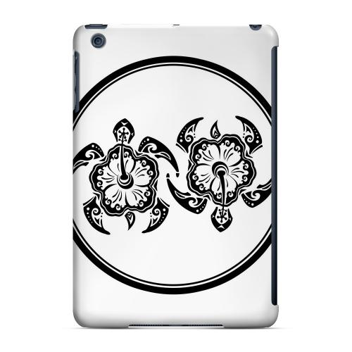 Geeks Designer Line (GDL) Slim Hard Case for Apple iPad Mini - Island Turtle Duo