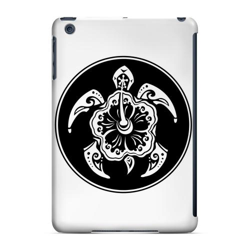 Geeks Designer Line (GDL) Slim Hard Case for Apple iPad Mini - Island Turtle Solo