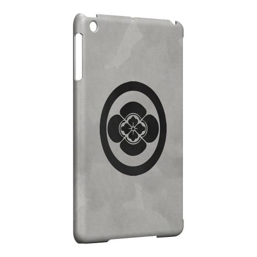 Geeks Designer Line (GDL) Slim Hard Case for Apple iPad Mini - Boke Kamon on Paper
