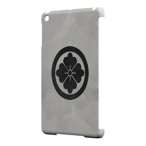 Geeks Designer Line (GDL) Slim Hard Case for Apple iPad Mini - Hanabishi Kamon on Paper