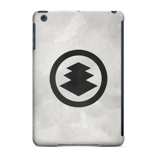 Geeks Designer Line (GDL) Slim Hard Case for Apple iPad Mini - Hishi Kamon on Paper