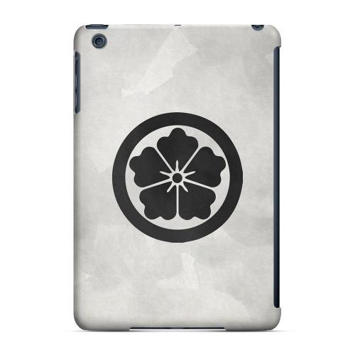 Geeks Designer Line (GDL) Slim Hard Case for Apple iPad Mini - Karahana Kamon on Paper