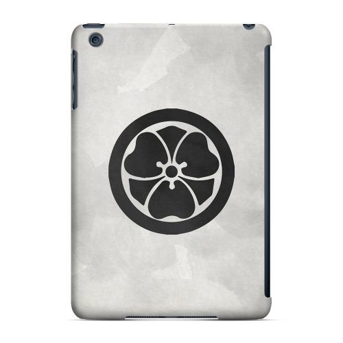 Geeks Designer Line (GDL) Slim Hard Case for Apple iPad Mini - Katabami Kamon on Paper v.2