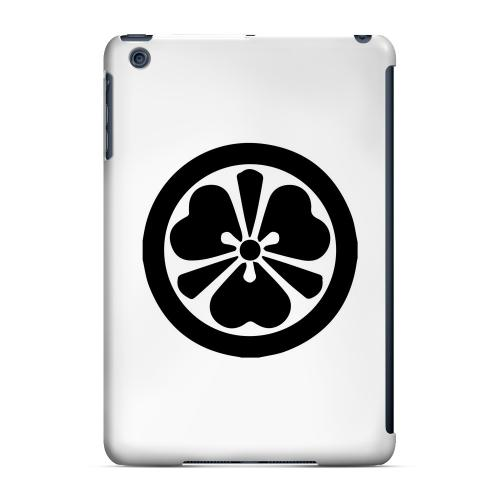 Geeks Designer Line (GDL) Slim Hard Case for Apple iPad Mini - Katabami Kamon v.3