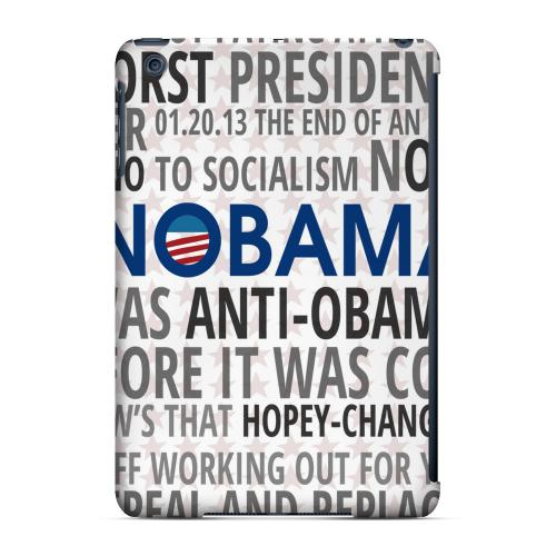 Geeks Designer Line (GDL) Slim Hard Case for Apple iPad Mini - NOBAMA