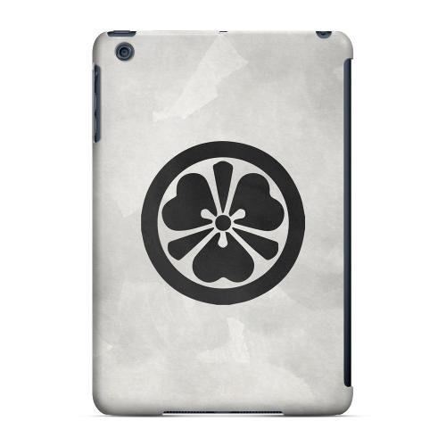 Geeks Designer Line (GDL) Slim Hard Case for Apple iPad Mini - Katabami Kamon on Paper v.3