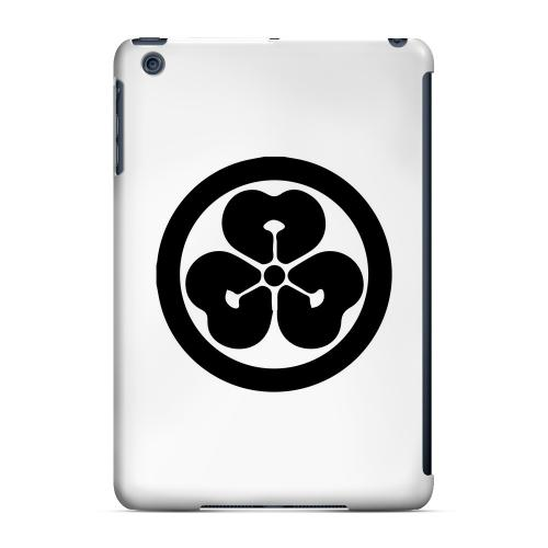 Geeks Designer Line (GDL) Slim Hard Case for Apple iPad Mini - Katabami Kamon v.4