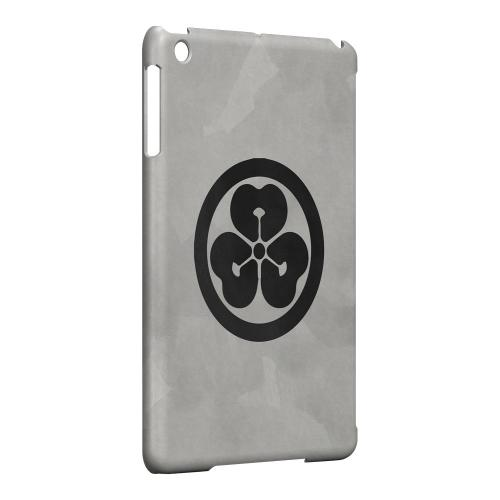 Geeks Designer Line (GDL) Slim Hard Case for Apple iPad Mini - Katabami Kamon on Paper v.4