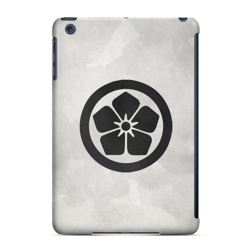 Geeks Designer Line (GDL) Slim Hard Case for Apple iPad Mini - Kikyo Kamon on Paper v.1