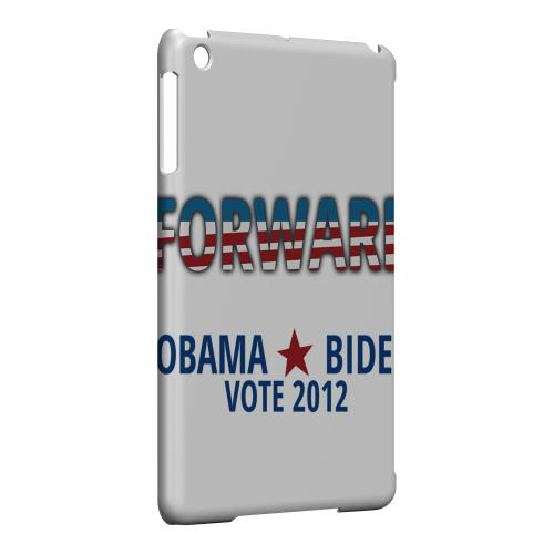 Geeks Designer Line (GDL) Slim Hard Case for Apple iPad Mini - Obama. Biden. Forward.