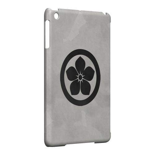 Geeks Designer Line (GDL) Slim Hard Case for Apple iPad Mini - Kikyo Kamon on Paper v.2