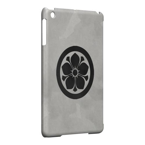 Geeks Designer Line (GDL) Slim Hard Case for Apple iPad Mini - Kikyo Kamon on Paper v.3