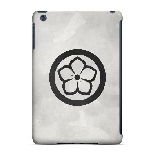 Geeks Designer Line (GDL) Slim Hard Case for Apple iPad Mini - Kikyo Kamon on Paper v.4