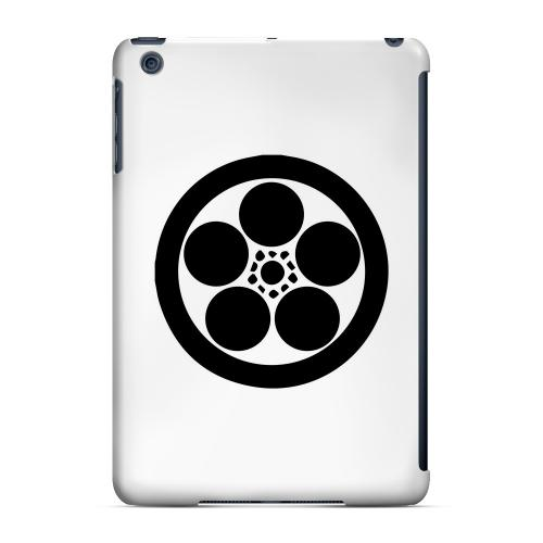 Geeks Designer Line (GDL) Slim Hard Case for Apple iPad Mini - Umebachi Kamon v.1